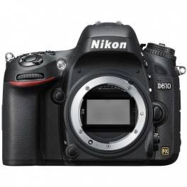Nikon Cámara Réflex Nikon D610 CUERPO