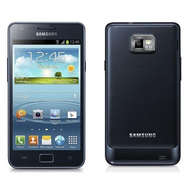 Samsung Galaxy S2 16 Gb i9100P Negro Libre