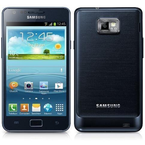 Samsung Galaxy S2 16 GB   Negro Libre