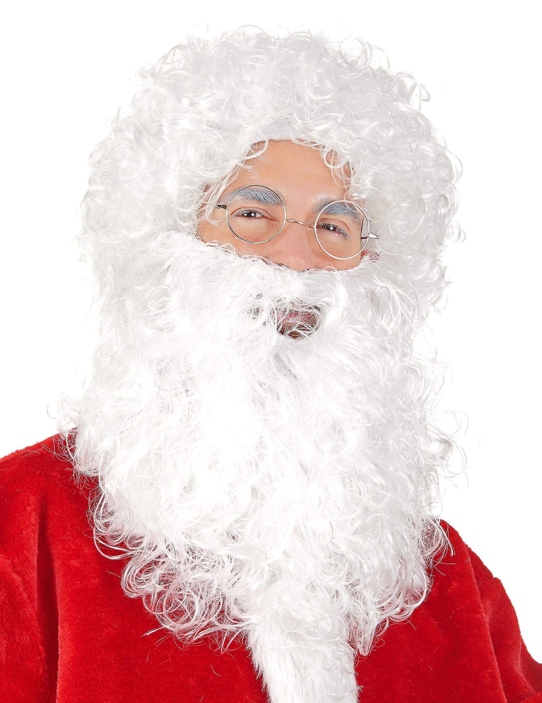 Vegaoo.es Kit de Papá Noel hombre