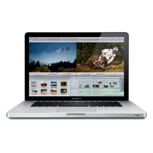 Apple MacBook Pro 15   Core 2 Duo 2.66 GHz  HDD 500 GB RAM 8 GB AZERTY