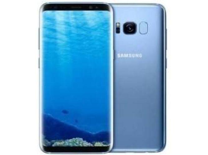 Samsung Smartphone SAMSUNG Galaxy S8+ Edge SM-G955 (6.2   - 4 GB - 64 GB - Azul)