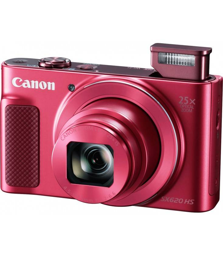 Canon Powershot Sx620 Hs Roja