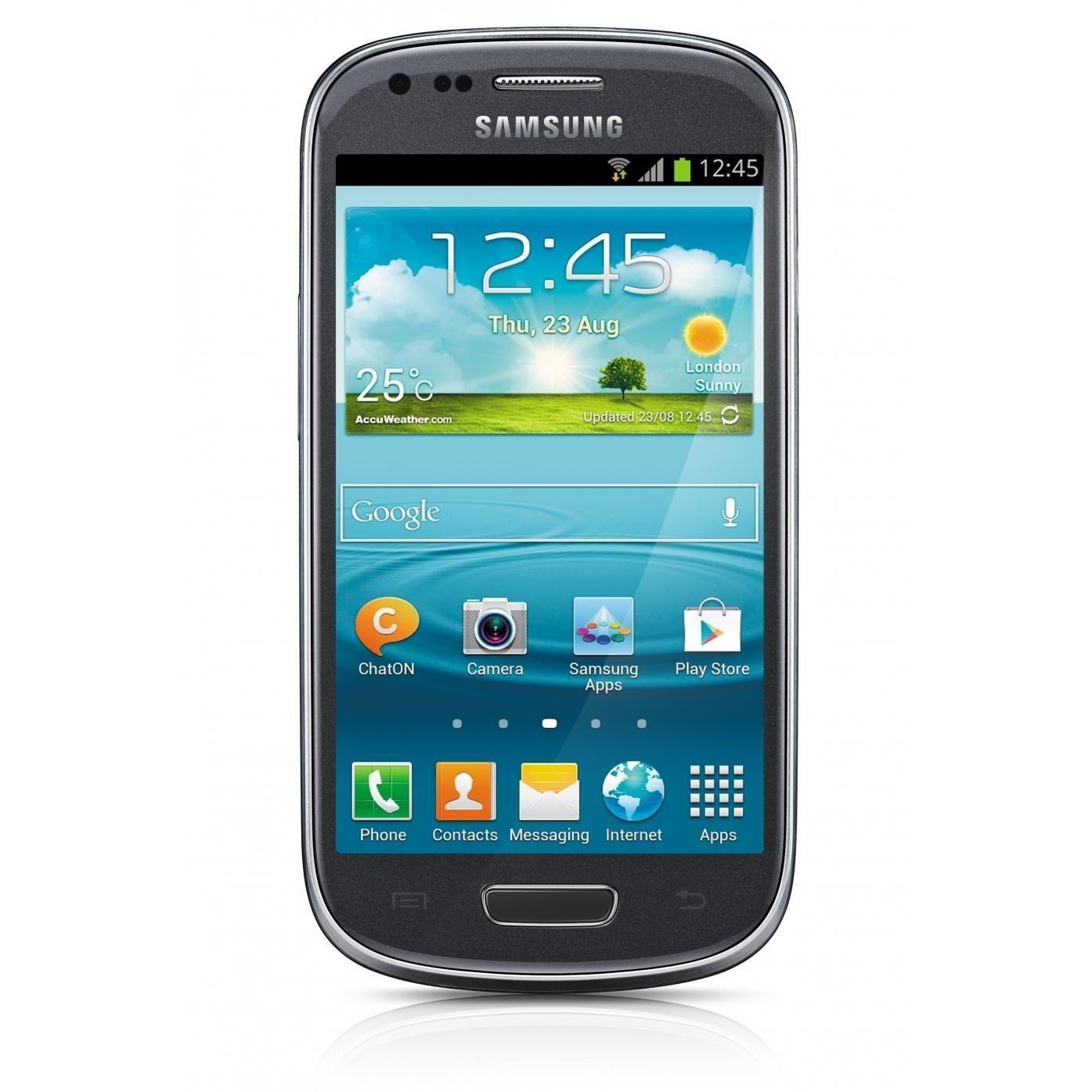 Samsung Galaxy S3 mini 8GB Gris LIbre