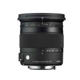 Sigma 17-70mm f/2.8-4 DC OS MACRO HSM   Contemporary para canon