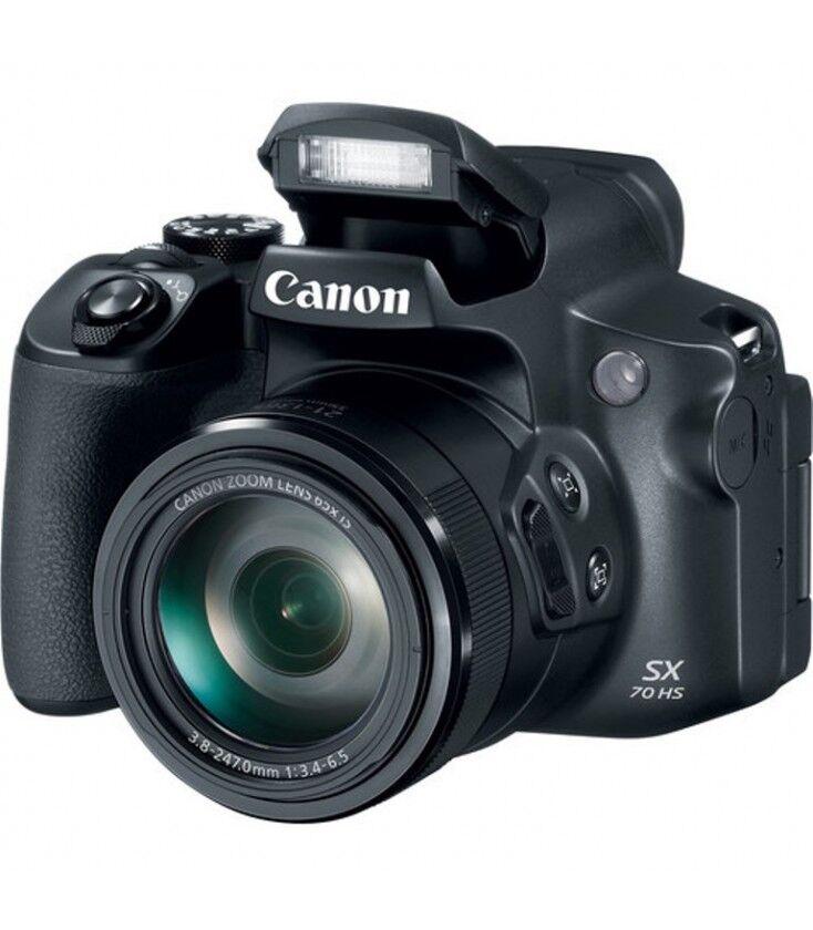 Canon Powershot Sx70 Hs 4k