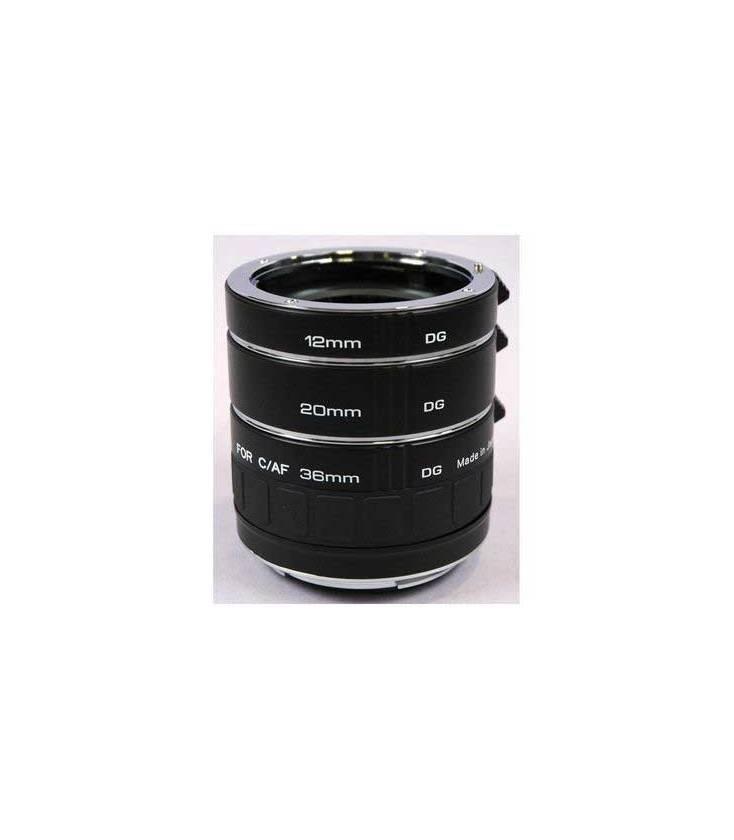 Kenko Tubo Extension (3) Canon Eos Digital