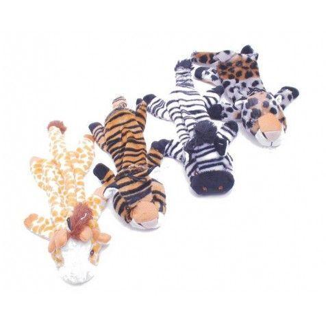 COMPLEMENTOS Peluche Perros Con Forma De Animales Extra Grande 38 Cm - Tigre