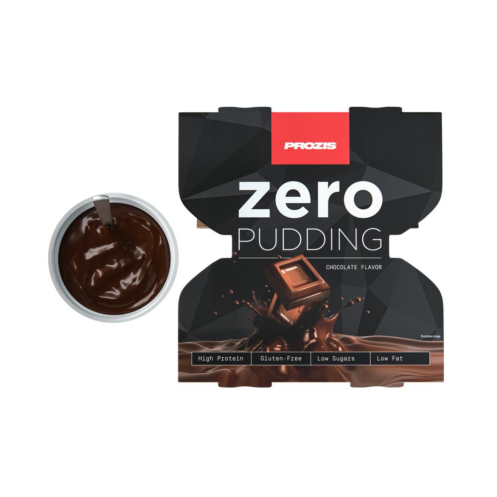 Prozis 4 x Zero Pudding 125 g