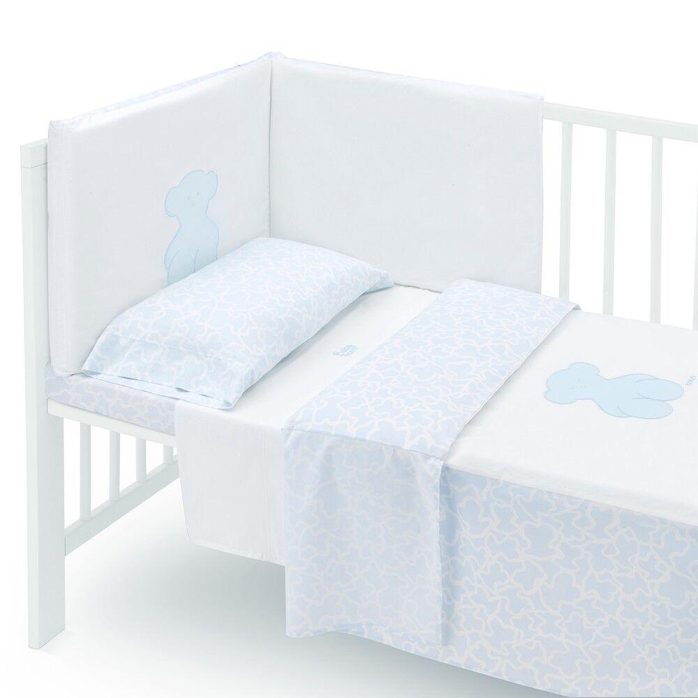 TOUS Baby Protector De Cuna + Nórdico 70x140 Cm Tous Baby 0m+