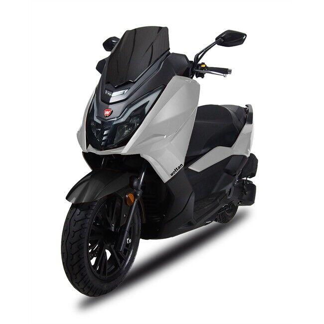 Scooter Wottan Storm T 125 Cc Efi Blanco