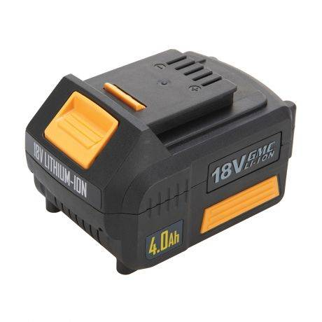 Batería de litio 18v 4.0 ah. gmc