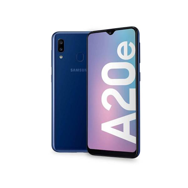 "Samsung Galaxy A20e SM-A202F 3+32GB 5.8"" Azul DS"