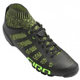 Giro Zapatillas Empire VR70 Knit Negro-Amarillo 45 Talla 45