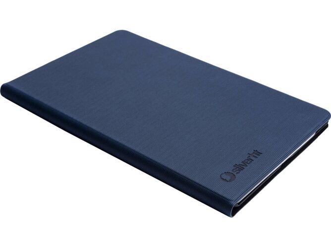 SILVERHT Funda Tablet Samsung Galaxy Tab A SILVERHT 19443 Azul