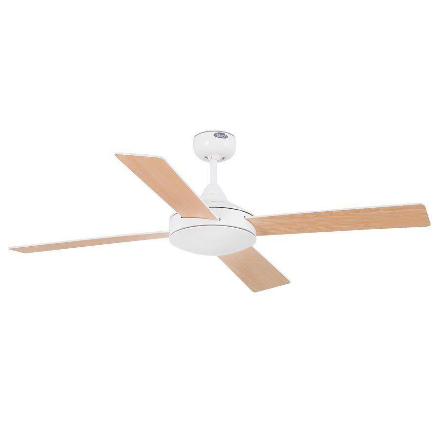 Faro Ceiling Fan, Modern, 132 Cm. White, Faro Mallorca 33350