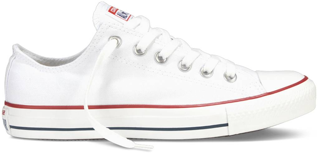 Converse Chuck Taylor All Star Classic Low Zapatos Blanco 44