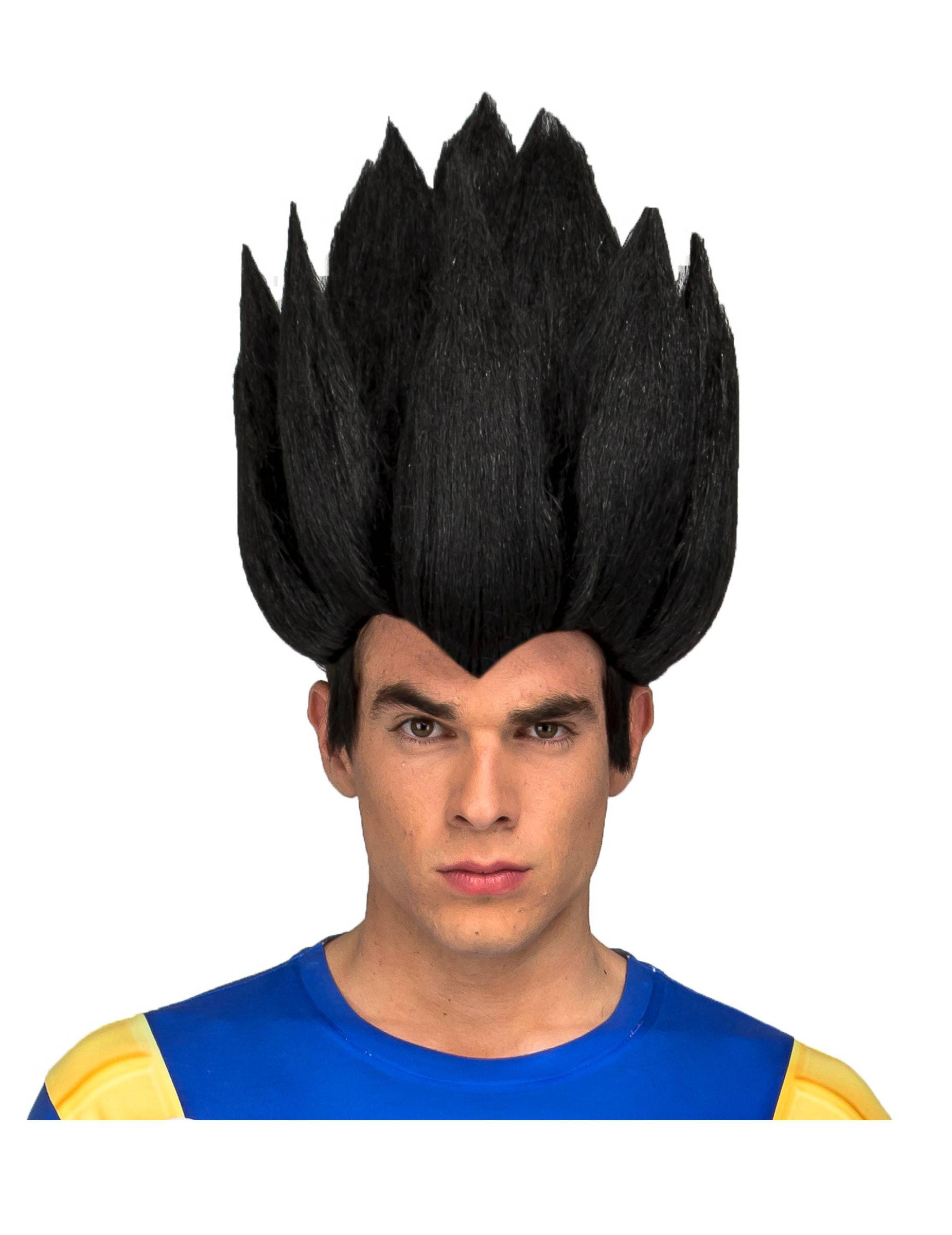 Vegaoo.es Peluca Vegeta Dragon Ball adulto