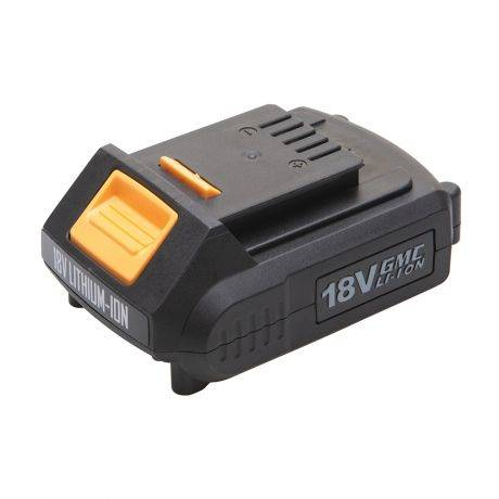 Batería de litio 18v 2.0 ah. gmc