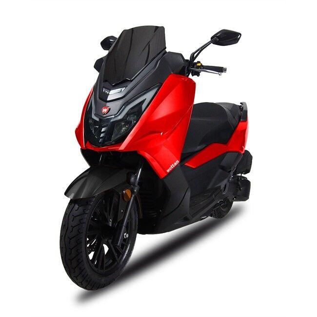 Scooter Wottan Storm T 125 Cc Efi Rojo