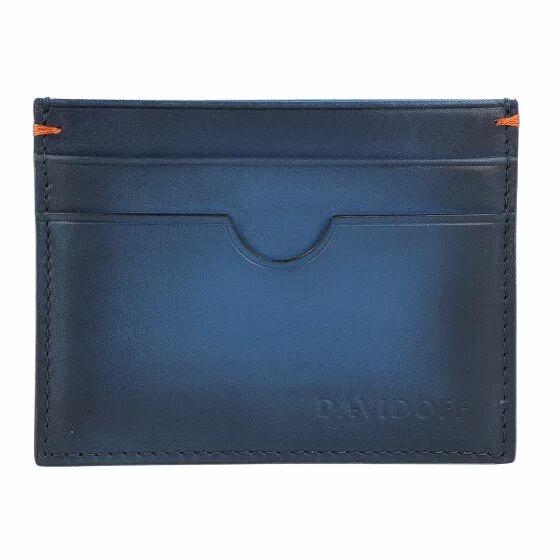 Davidoff Venice Porta tarjetas de credito piel 9,5 cm blau