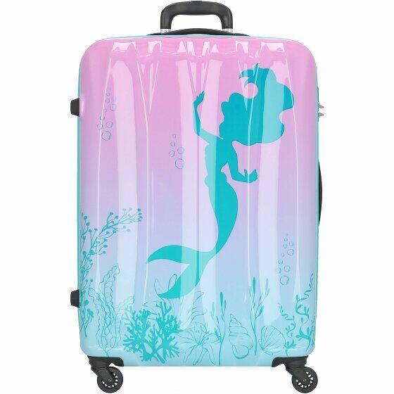 American Tourister Disney Legends Maleta 4 ruedas 75 cm the little mermaid