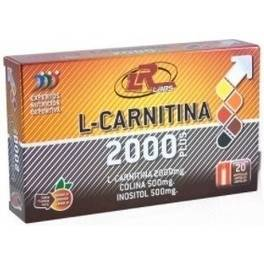 Prisma Natural L-Carnitina 2000 Plus 20 Ampollas