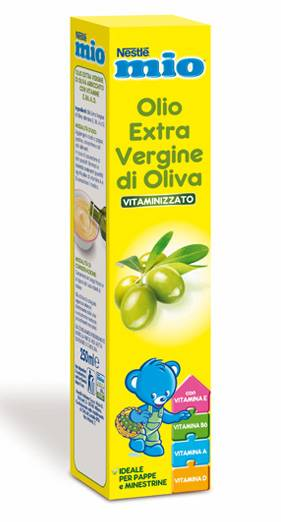NESTLE  IT.SpA(INFANT NUTRIT.) Aceite de Oliva Virgen Extra Nestle Mi VITAMINAS 250ml