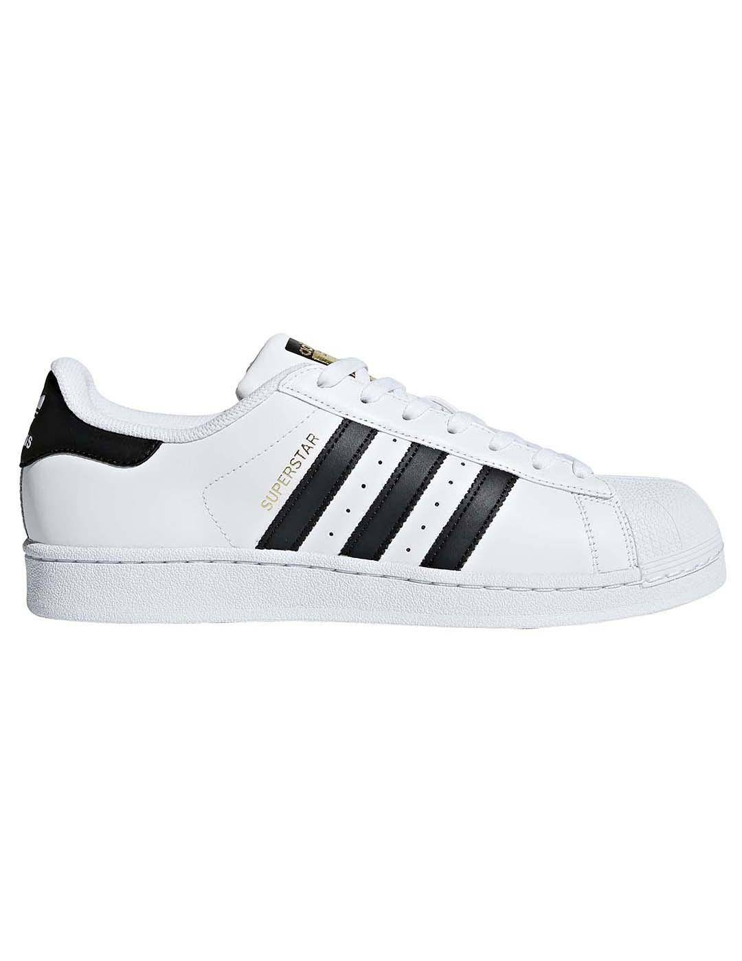 Adidas Zapatillas Adidas Superstar Blanco/negro - 44 2/3