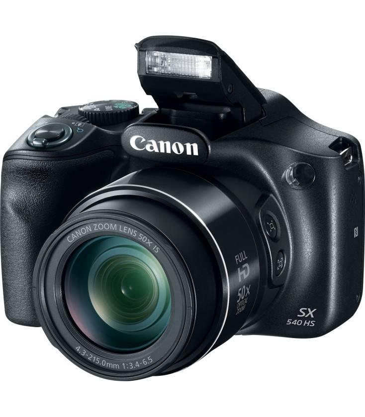 Canon Powershot Sx540 Hs Negra