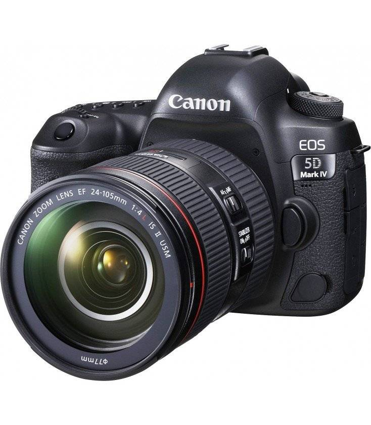 Canon Eos 5d Mark Iv + 24-105/4 L Is Ii Usm Kit
