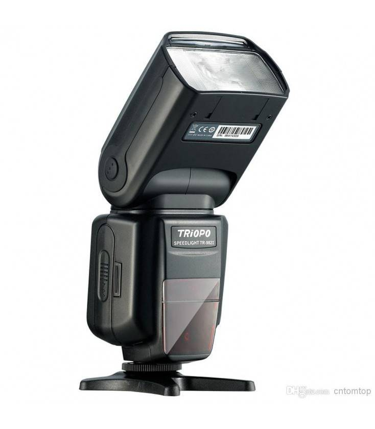 Triopo  Tr-982ii Flash Inalambrico Para Canon