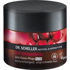 Dr. Scheller Cuidado facial Granada ecológica Cuidado de noche 50 ml