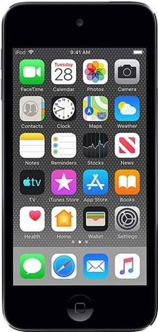 Apple iPod Touch 7th Gen (A2178) 256GB - Gris Espacial, A