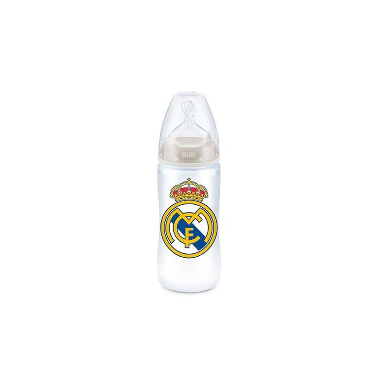 Nuk Biberón Real Madrid 6-18m 300ml