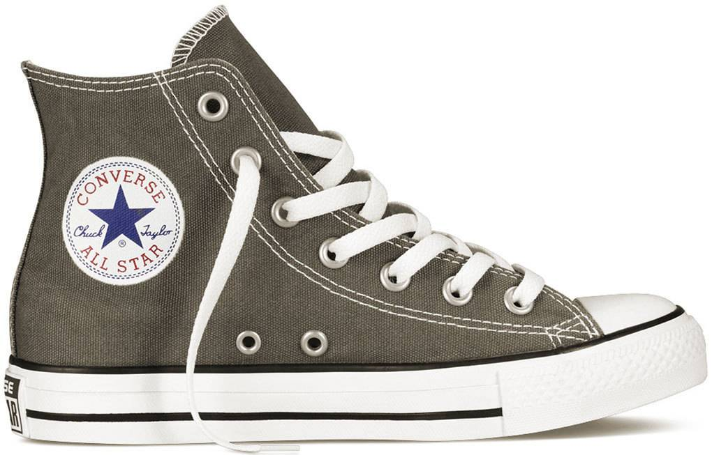 Converse Chuck Taylor All Star Classic High Zapatos Gris 43