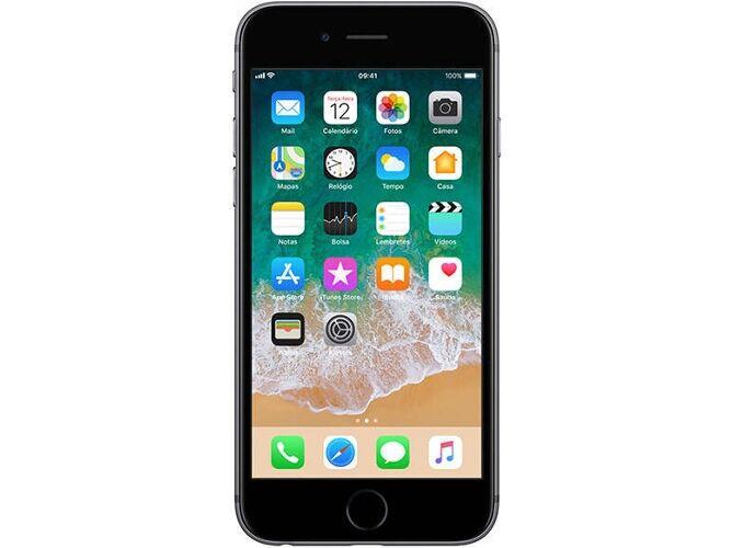 Apple iPhone 6s APPLE (Reacondicionado Grado A - 4.7   - 32 GB - Gris)