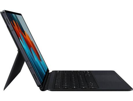 Samsung Funda Teclado SAMSUNG Galaxy Tab S7 11   Negro
