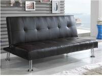 Sofa cama valencia marron chocolate