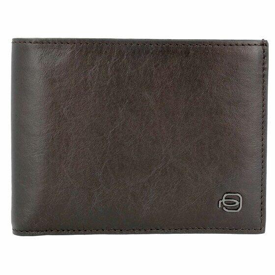 Piquadro Uomo Porta tarjetas de credito piel 12 cm marrón oscuro