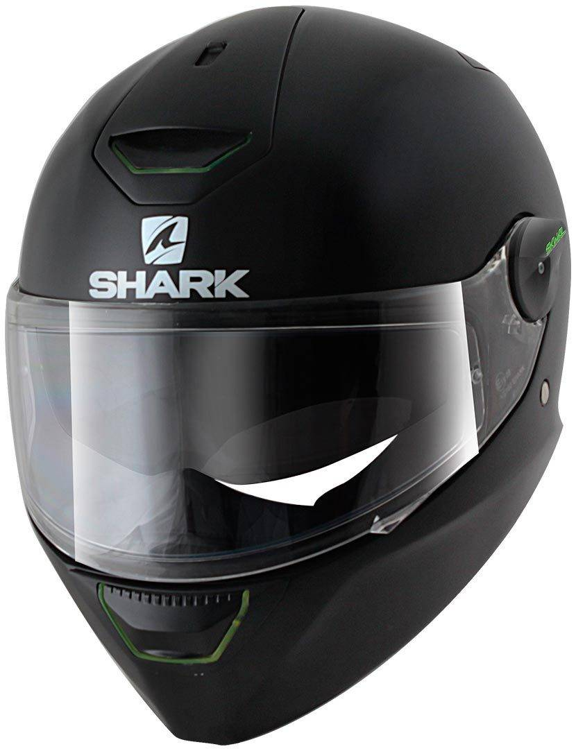 Shark Skwal Casco Negro Mate XL (61/62)