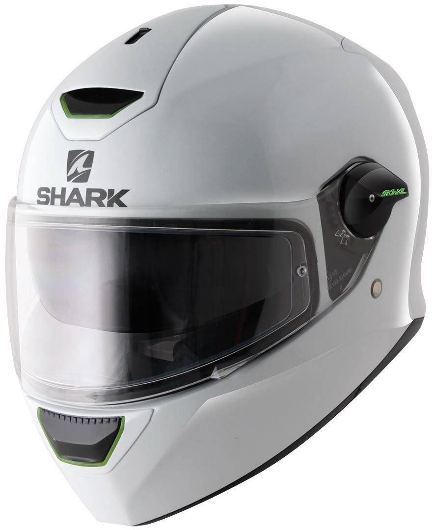 Shark Skwal Casco Blanco XL (61/62)