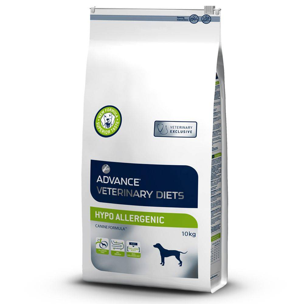 Affinity Advance Veterinary Diets 10 kg Advance Hypoallergenic Veterinary Diets pienso para perros