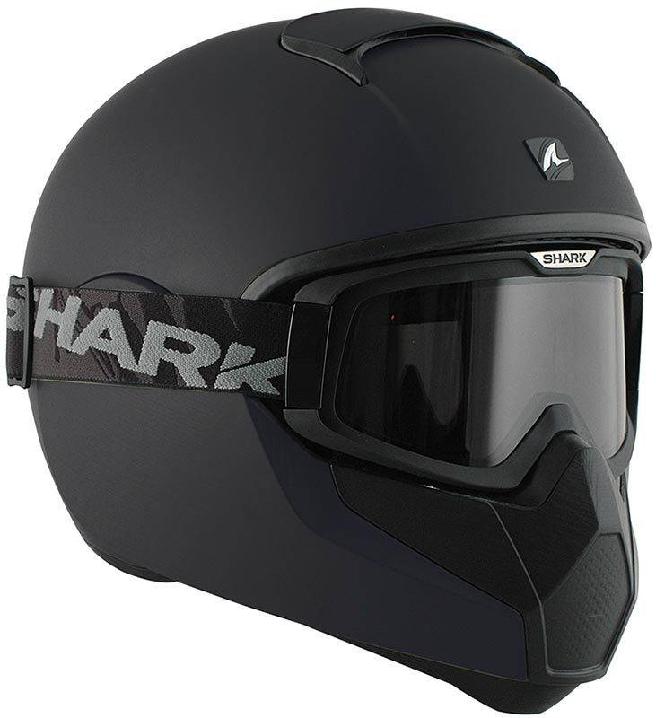 Shark Vancore Casco Negro Mate L (59/60)