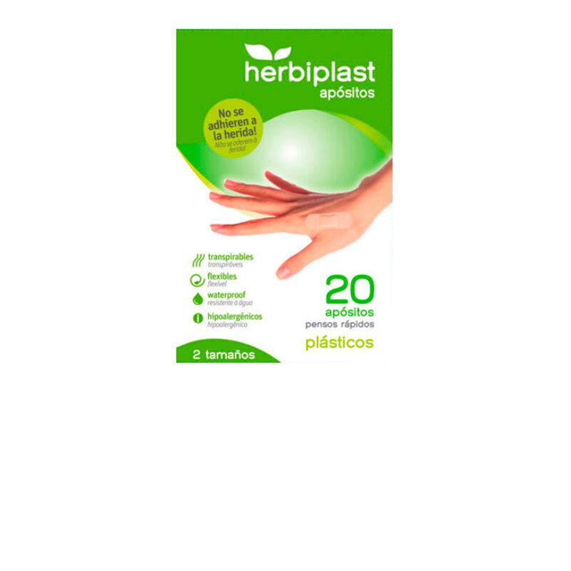 Apósitos plásticos para heridas - dos tamaños (Caja de 20 unidades)