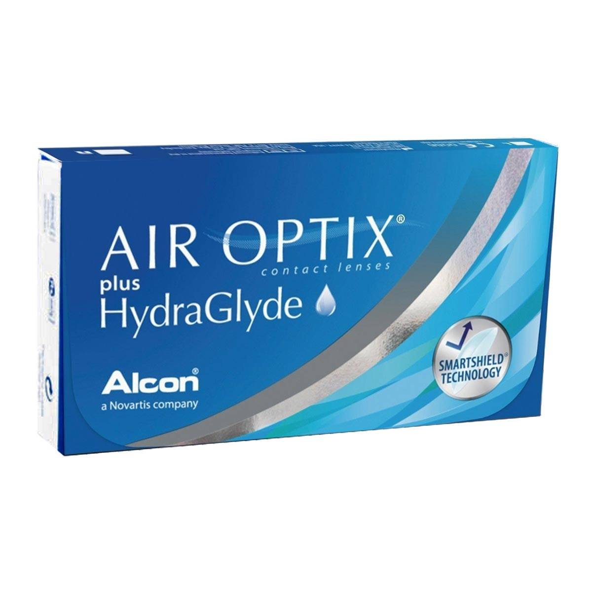 Alcon Air Optix plus HydraGlyde -12.0