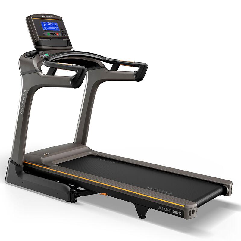 Cinta de correr Matrix Treadmill TF30: Con plataforma extragruesa y bastidor de fácil plegado