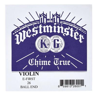 Westminster E Violin 4/4 BE medium 0,26