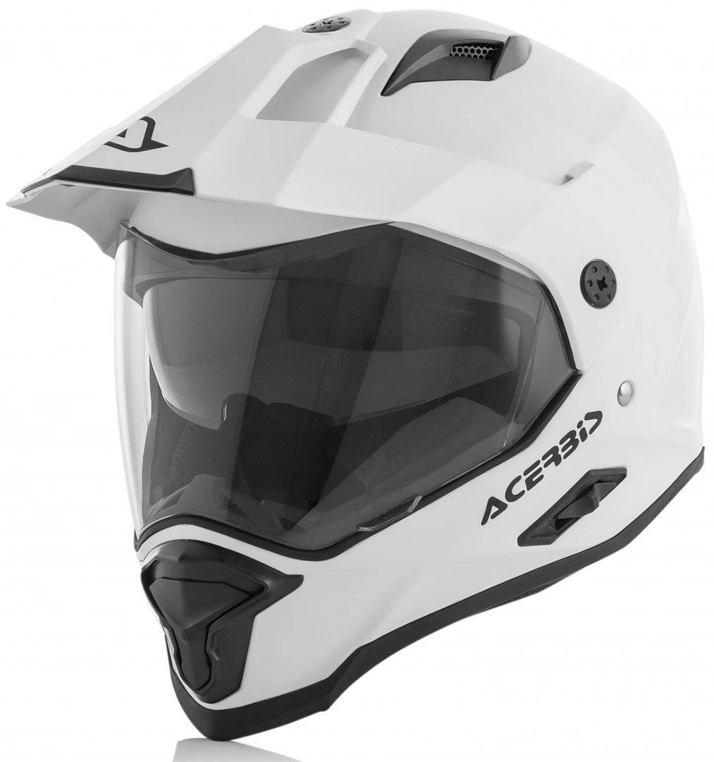 Acerbis Reactive Casco campo a través Blanco XL (61/62)