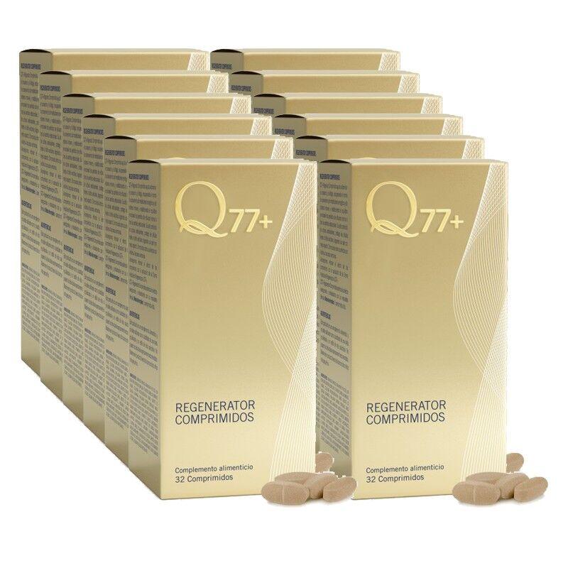 Q77+ Pack 12 Comprimidos